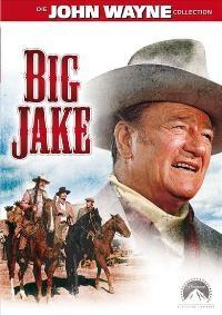 "John Wayne stars as tough dad ""Big Jake"" in this western with famous co-star Maureen O'Hara."