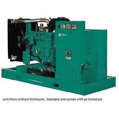 NEW Cummins Power Generation DSGAA 100 kW Diesel Liquid Cooled Generator DSGAA