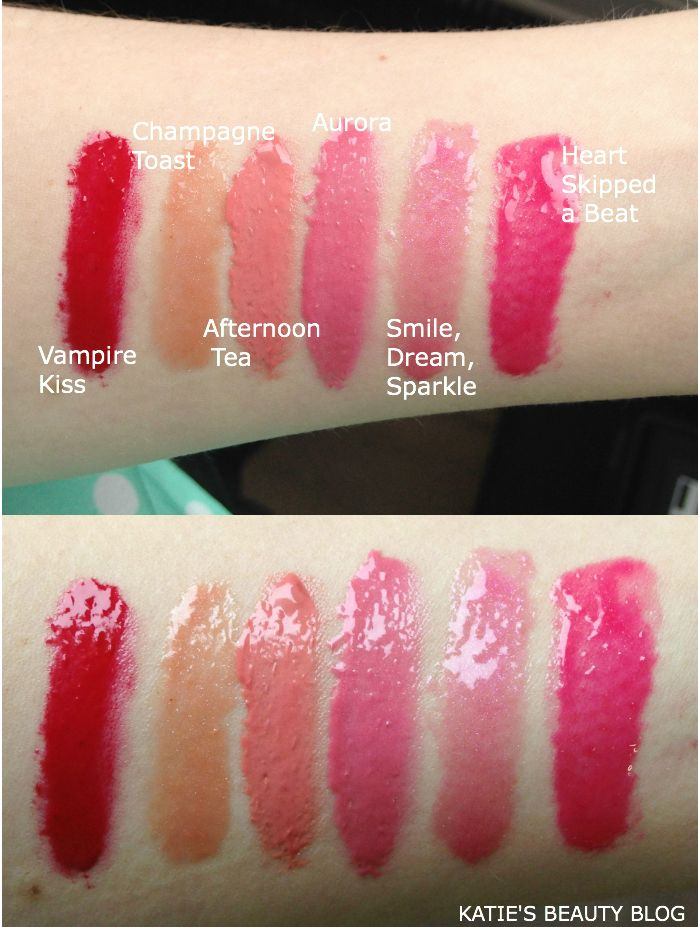 Katie S Beauty Blog First Look Amp Swatches Tanya Burr S