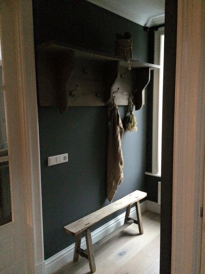 25 beste idee n over achterdeur entree op pinterest hoofdingang kleine entreehallen en - Gang verf ...