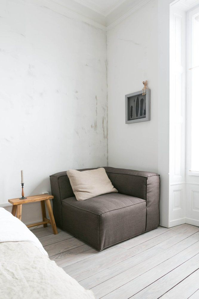 A cozy corner