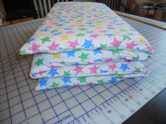 This is a TUTORIAL to make a Quick And Easy cover for your childs Kindermat / Nap mat. These nap mats are required in many daycare centers and