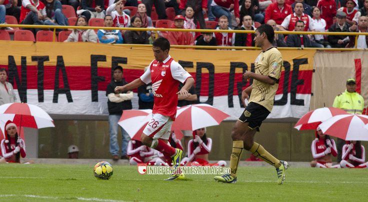 Santa Fe iniciará la Liga 2014 I en condición de local