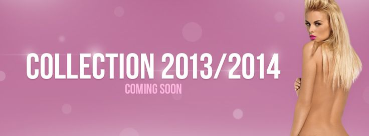 Collection 2013/2014 as soon!