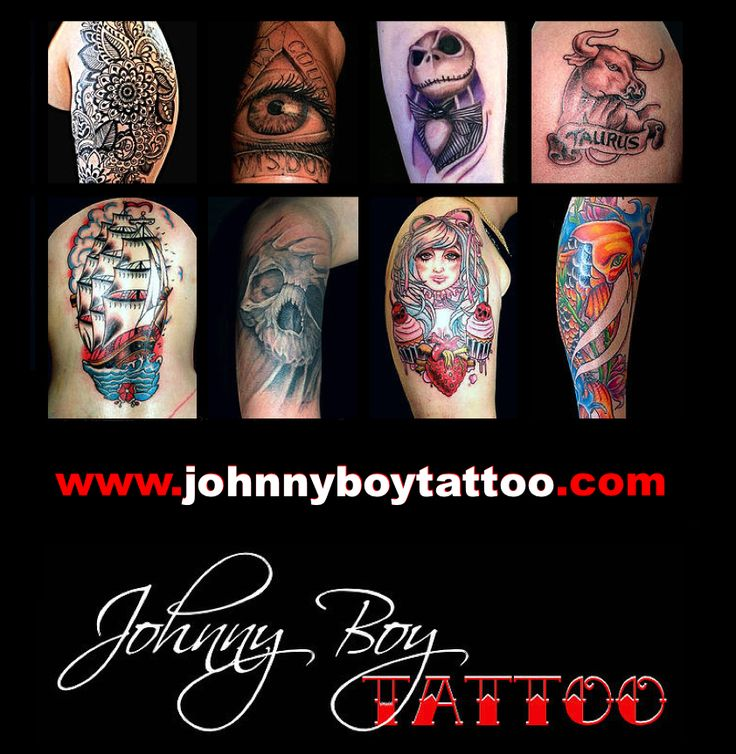 Tattoo Sherbrooke Johnny Boy Tattoo Sherbrooke - Lennoxville 819-823-7939 www.johnnyboytattoo.com 819-823-7933