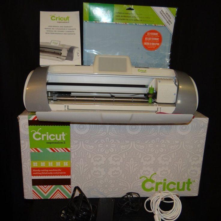 Cricut expression machine bundle : Bars in cambridge md