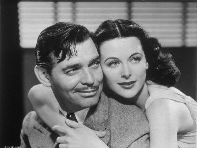 """clark gable and vivien leigh...""""gone with the wind"""""""