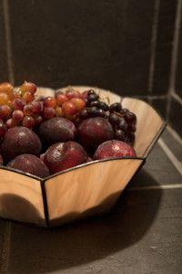Creative Company | Classy Glass Art: Fruit bowl