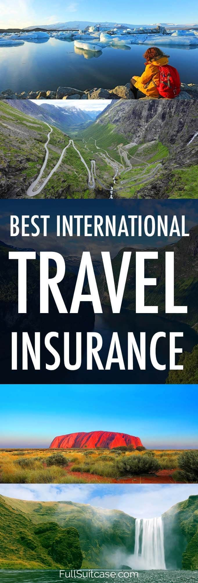 Top rated international travel insurance with worldwide coverage - featuring tips, reviews, and stories from real travelers #insurance #travel #travelinsurance