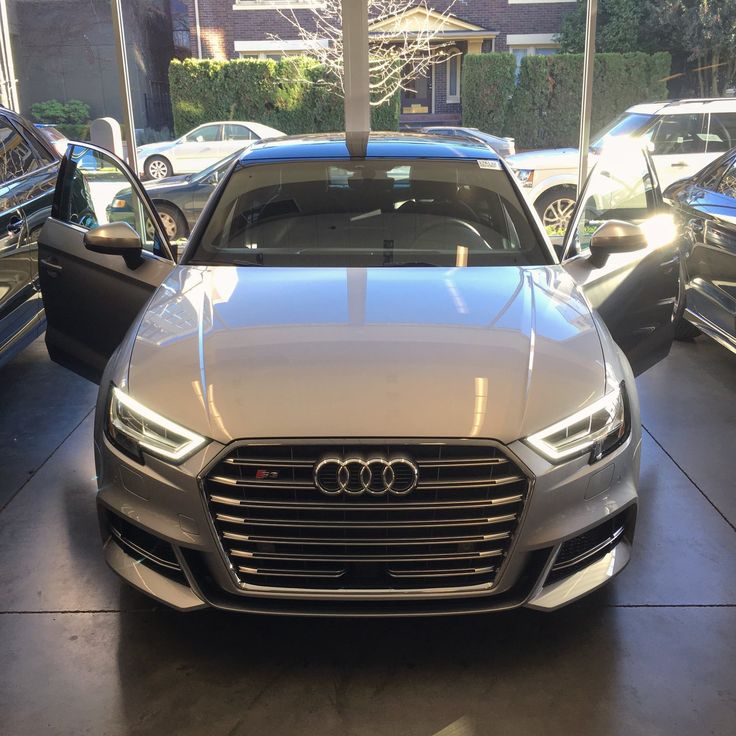 Florett Silver 2017 S3 Audi Seattle Audiseattle Com