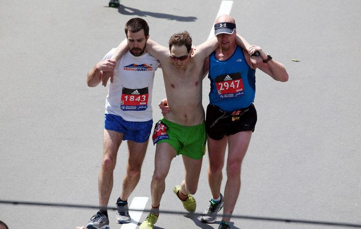 The Story Behind This Viral Boston Marathon Photo  http://www.runnersworld.com/boston-marathon/the-story-behind-this-viral-boston-marathon-photo