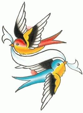 Sparrow Tattoo Meanings  Tattoos Designs Kits Videos Ink