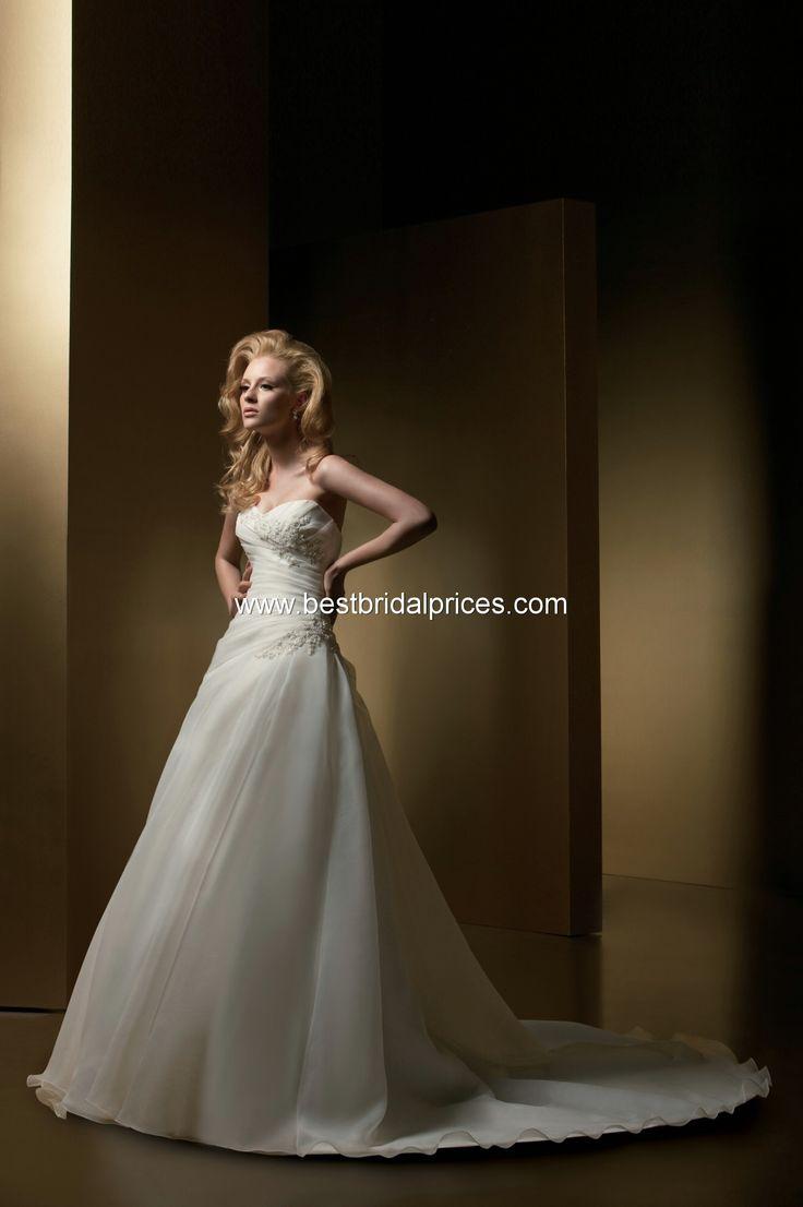 Anjolique Wedding Dresses - Style 1021
