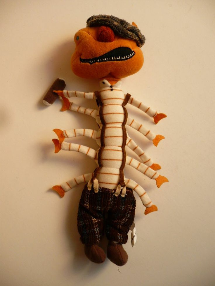 james and the giant peach centipede - photo #23