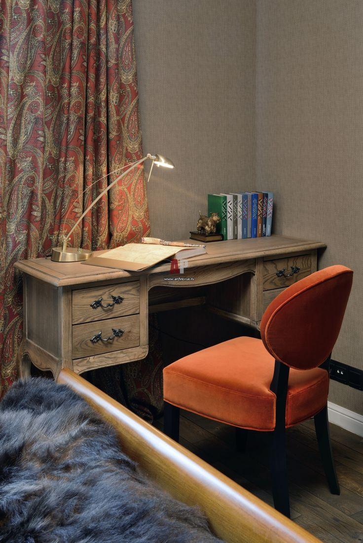 Фото интерьера кабинета квартиры в современном стиле как оформить свое место рабочее в спальне