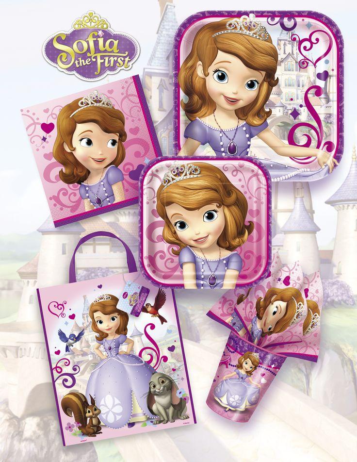 La princesse Sofia