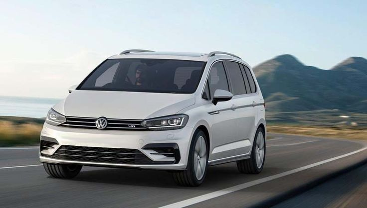 2017 VW Touran