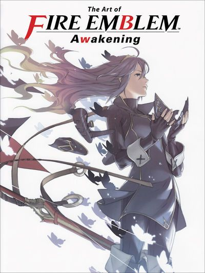 The Art of Fire Emblem Awakening™ contains an in-depth, behind-the-scenes look at the smash-hit Nintendo 3DS™ game, from beautifully illustrated renditions of your favorite characters to storyboards for in-game events, character designs, weapon designs, character profiles, and the entirety of the script with every possible branch of dialogue! #art #book
