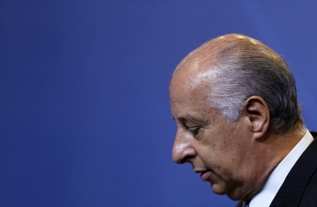 Welcome to Sport Theatre: Brazil football chief Del Nero to go on leave agai...