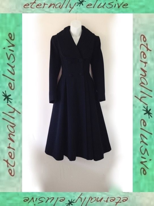 Size 8 long formal dress coats