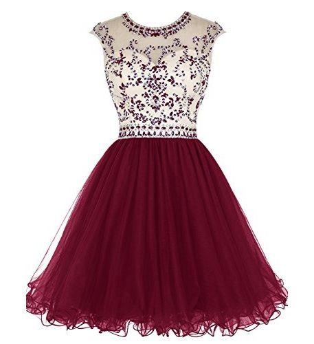 dress, dresses, and short prom dress image