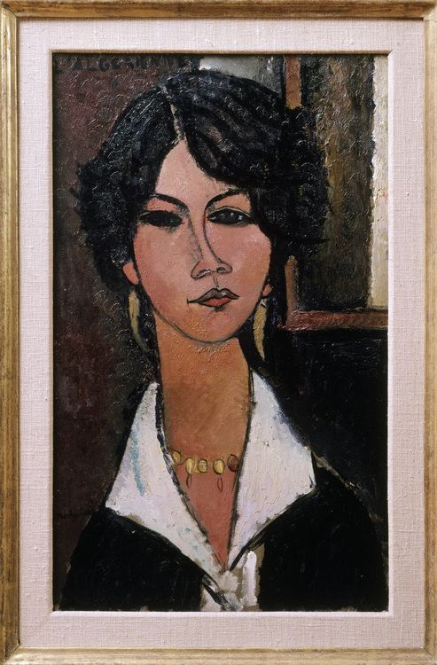 17 Best Images About Amedeo Modigliani On Pinterest