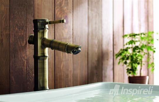 Vodovodní baterie Bambus