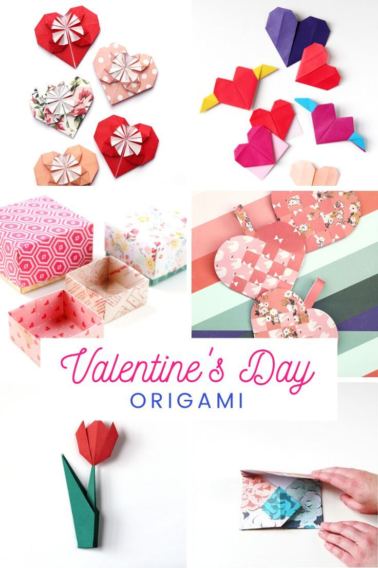 Valentines Origami Bat - I am Batty About You - Red Ted Art - Make ... | 1104x736