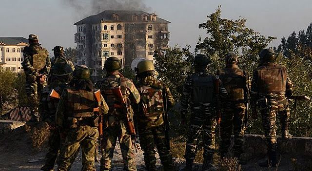 50 hours on 2nd Terrorist killed - Pampore   Gun-battle of over 50 hours with terrorists who barged into a government institute in Jammu and Kashmirs Pampore on Monday the army today said two of the terrorists are dead and forces have entered the seven-storey building in the town around 15 km from Srinagar.  One terrorist was killed yesterday and another was shot dead today. Forces are now searching for a possible third terrorist still hiding inside the battered Entrepreneurship Development…