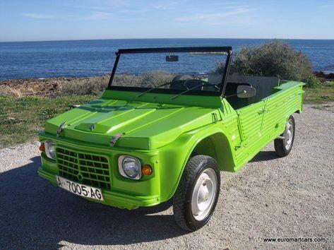 1983 Citroen Mehari, classic French beach car.....................6,995€