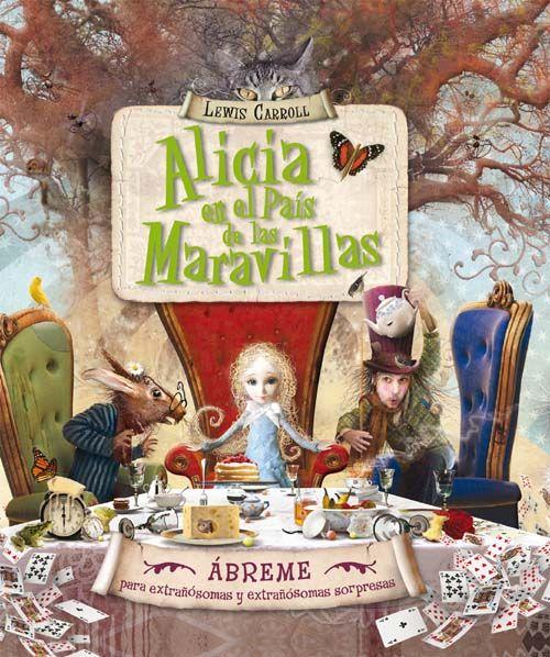 El País de les Meravelles que es descriu en la història és creat bàsicament a través de jocs amb la lògica , d'una manera tan especial que l'obra ha arribat a tenir popularitat en els més variats ambients , des de nens o matemàtics fins psiconautes .