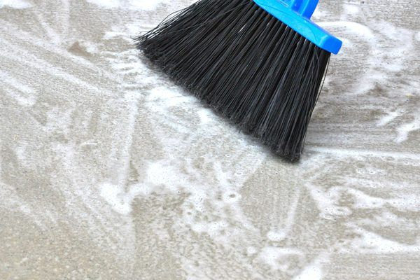 How to Clean a Concrete Patio (with Pictures) | eHow
