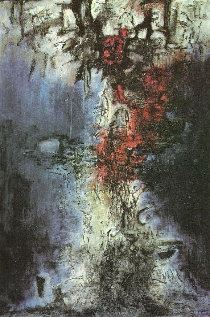 L'oeuvre de Zao Wou-Ki