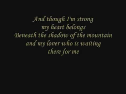 Chris de Burgh - The Shadow of the Mountain (+playlist)