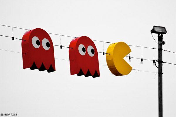 Pac-Man <<