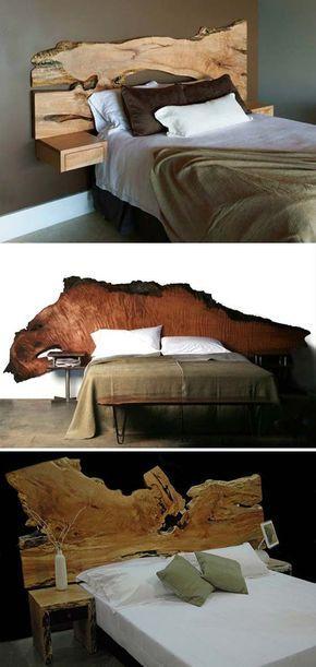 Lovely Kopfteil Bett Aus Holz Amazing Pictures