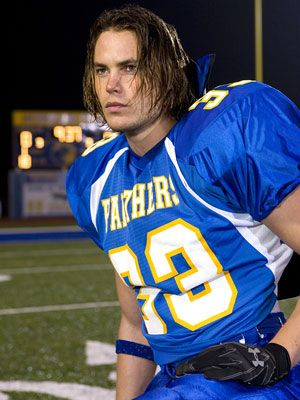 Him in that football uniform… | Community Post: 26 Times That Tim Riggins Was Pure Perfection