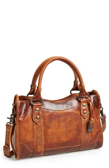 Free shipping and returns on Frye 'Melissa' Washed Leather Satchel at Nordstrom.com. Styled after Frye's signature 'Melissa' boot, this classic satchel is crafted in gorgeous washed leather and punctuated with burnished metal buttons.