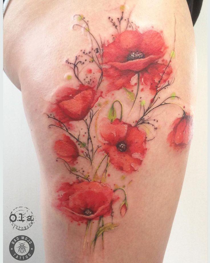 Tattoo Tattoos Inkedgirl Flowertattoo Flowertattoos Floral Floraltattoo Floral Floraltattoo Flowertattoo Flowertattoos Ink Mohnblumen Tattoo Blume Hulse Tatowierungen Und Blumentattoos