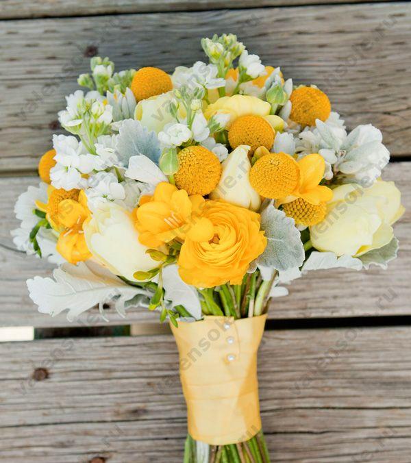 Свадебный букет невесты в СПб. Элегантные свадебные цветы в Санкт - Петербурге.