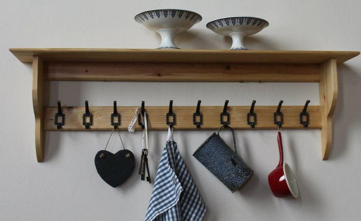 17 mejores ideas sobre ganchos de pared en pinterest for Ganchos para percheros