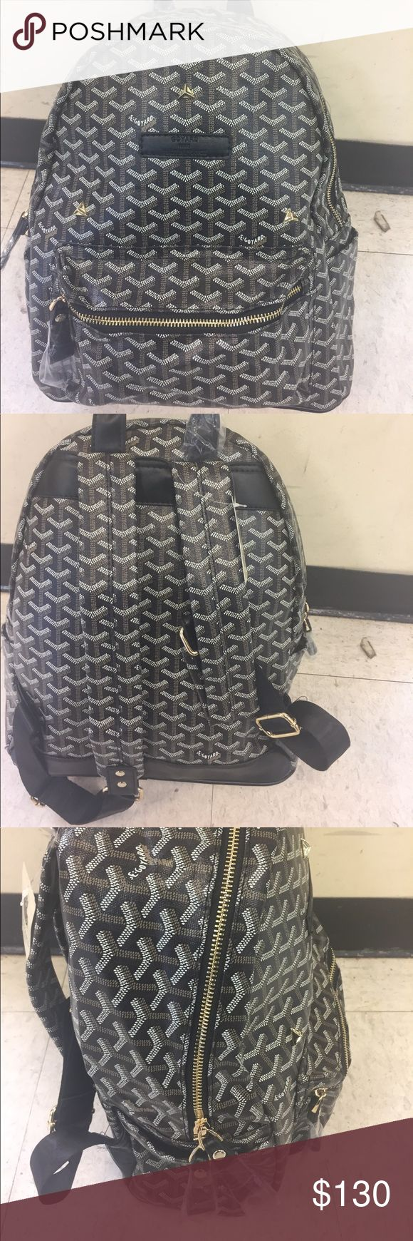 Goyard backpack New Bags Backpacks