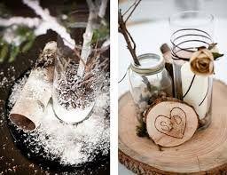 21 rustic winter wedding ideas