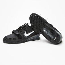 Weightlifting Shoes. Nike Romaleos 2 Black/White (Men's)