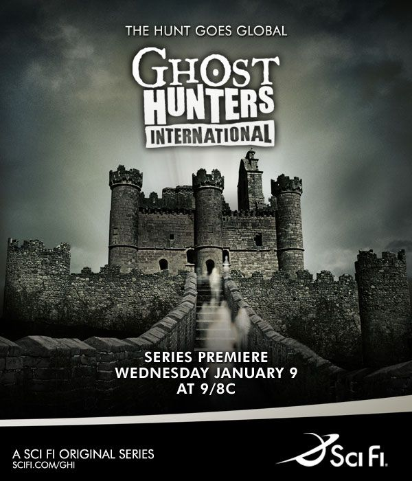 ghost hunters international dating This spin-off of the highly successful sci fi channel show ghost hunters assembles a new team of paranormal investigators to test out alleged otherworldly activity in europe.
