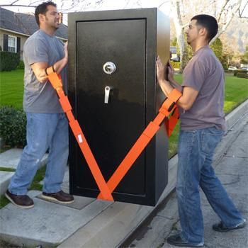Amazon.com: Forearm Forklift Lifting and Moving Straps, to easily carry furniture, appliances, mattresses, or any heavy object. Rated for items up to 800 lbs. 2 person moving system that encourages proper lifting techniques: Industrial & Scientific