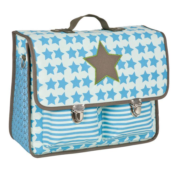 Grand cartable Retro Bag Starlight boy : Lässig - Cartable primaire - Berceau Magique