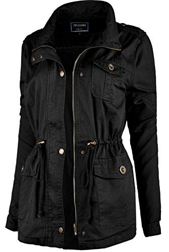 New Trending Outerwear: TL Womens Versatile Militray Anorak Parka Hoodie jackets with Drawstring NEW J82 BLACK 1XL. TL Women's Versatile Militray Anorak Parka Hoodie jackets with Drawstring NEW J82 BLACK 1XL  Special Offer: $35.50  300 Reviews PLEASE REFER TO SIZE CHART IMAGES FOR EXACT SIZING !! It's the time of the year to grab a MUSTHAVE Parka Jackets !! Looking for Everyday...