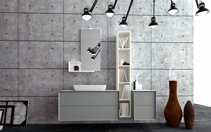 #bathroom #moduladue #puntotre #modernstyle
