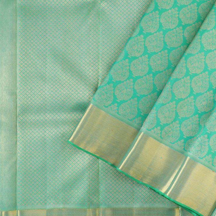Kanakavalli Kanjivaram Silk Sari 060-01-26059 - Cover View